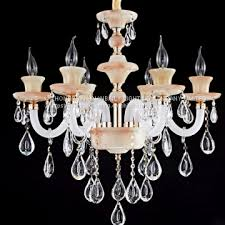 lighting k9 crystal led chandelier pendant light 2232 6
