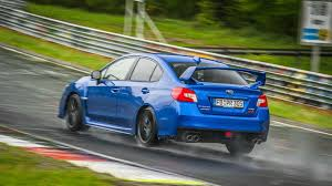 2018 subaru sti ra.  subaru weight has been reduced thanks to a new carbon fiber roof in place of the  usual steel unit as well lightweight 19inch wheels from bbs and removal  in 2018 subaru sti ra