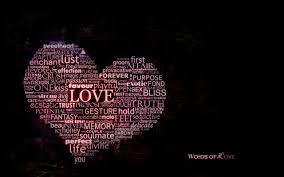 Words Of Love Wallpapers Words Of Love Stock Photos