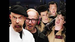 Ghostbusters vs Mythbusters. Epic Rap Battles of History - YouTube