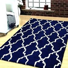 navy and white rugs rug blue area superior trellis hand woven striped bathroom kitchen r