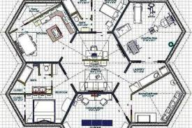 Hexagon Houses Plans  House InteriorHexagon House Plans