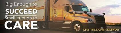 May Trucking Company Get Hired Drive 509