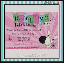 printable invitations for kids best of free printable bowling birthday party invitations ideas for