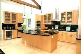 light maple cabinets dark photo 1 of 7 modern kitchen with