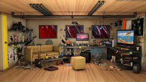 Room wallpaper ...