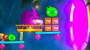 Angry Birds 2 BOSS ZETA (King Pig Panic) Gameplay Walkthrough Part 685 -  YouTube