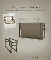 3 Hole Magazine Holder Build a Magazine Holder ‹ Build Basic 78