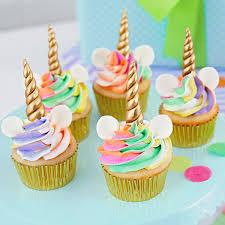 Magical Unicorn Cupcakes Hallmark Ideas Inspiration