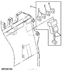 John deere parts diagrams john deere 4010 pact utility tractor pc2915 fuse box electrical