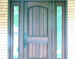 front door with glass panels modern 3 panel front door 5 exterior doors with glass panels