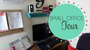 Small Picture Small Home Office Tour YouTube