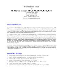 Forensic Accountant Job Description Template Curriculum Vitae Expert