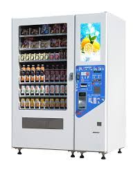 Purchasing A Vending Machine Magnificent Reliable Smart Touch Screen Vending Machine VCM4848C Purchasing