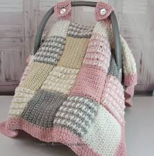 baby car seat cover crochet pattern oxford