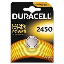 <b>Батарейка CR2450</b>, <b>Duracell</b>, 50774692