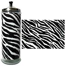 Barbicide Jar Decorative Amazon Salon Skins Decorative Barbicide Jar Wrap Zebra 49