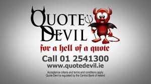 car insurance quotes from quote devil ie in ireland
