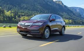 2014 Acura MDX First Drive – Review – Car and Driver