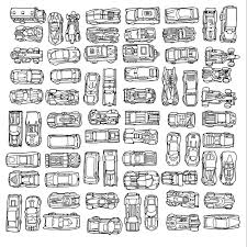 Vintage Mini Cars Collection Vintage Adult Coloring Pages