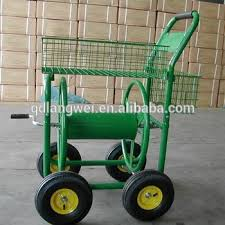 garden hose reel cart. Best Metal Garden Water Hose Reel Cart