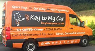 <b>KEY</b> TO <b>MY</b> CAR Lost and Replacement Car Van <b>Keys</b> Devon