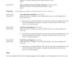 Resume Examples For Recent College Graduates Cover Letter For Recent