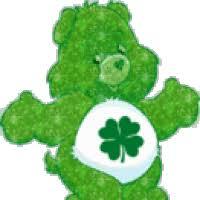 Small Picture Shamrock Care Bear Animated Gifs Photobucket