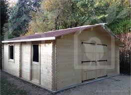 things to check in insulated wooden garage during spring and summer
