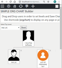 5 Best Free Open Source Org Chart Software For Windows