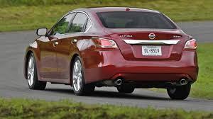 2013 Nissan Altima 3.5 SL review notes | Autoweek