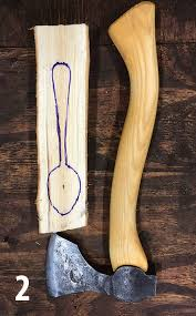 tricks of the trade greenwood carving the five step wooden spoon image