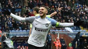 A Inter reuniu os 100 gols que Icardi marcou pelo clube em um único vídeo