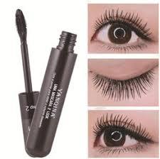 new hot brand makeup yanqina 2in1 maa uma maa 2 look black waterproof high quality dhl shipping