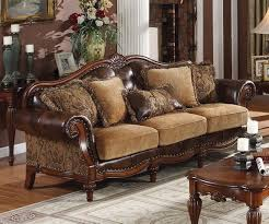 Traditional Furniture Living Room Traditional Sofa Design Bringing Classical Vibe In Living Room
