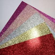 <b>Glitter</b> Card X10 A4 Sheets <b>Flash</b> Paper Fixed <b>Glitter</b> Single <b>Sided</b> ...