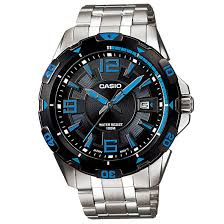 casio mens analog 100m diver watch mtd 1065d 1av mtd1065d casio mens analog 100m diver watch mtd 1065d 1av