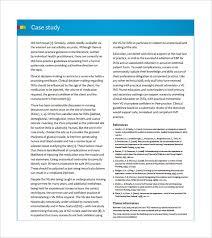 13 Case Study Templates Pdf Docs Word Free Premium