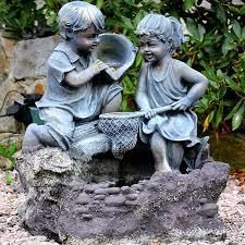 garden figures. Garden Figures Stone Decoration Figurines