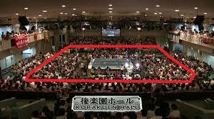 Tokyo Dome Wrestle Kingdom Seating Chart Pro Wrestling Bucket List