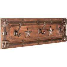 Western Coat Rack Brown Western Star Coat Rack Hobby Lobby 100 13