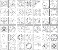 Perfect Quilting Pattern Templates Inspirations | Quilt Pattern Design & Quilting Pattern Templates 17 best ideas about quilting stencils on  pinterest hand quilting Adamdwight.com