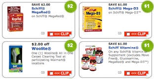 New Printable Coupons Schiff Products More Living Rich