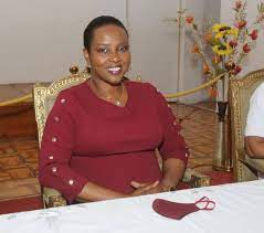 Martine Moise is alive, being treated ...