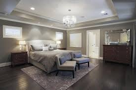 tray ceiling lighting ideas. Modern Sustainable Master Bedroom Design With Luminous Tray Ceiling Lighting Along Lavish Crystal Chandelier Shade Ideas