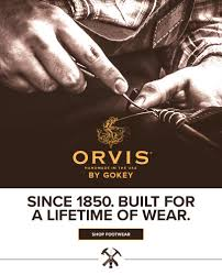 Orvis Mens Size Chart Gokey Boots Shoes Orvis