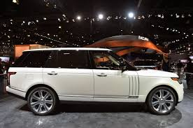 2014 Land Rover Range Rover Autobiography Black LWB is a $185k ...