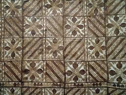 Samoan Siapo Designs Bark Cloth Siapo Stock Photo Ericbvd 100511326