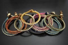 diy leather wrap bracelets
