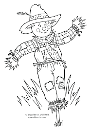 printable scarecrow coloring pages printable scarecrow coloring pages scarecrow coloring pattern pages me scarecrow coloring pages
